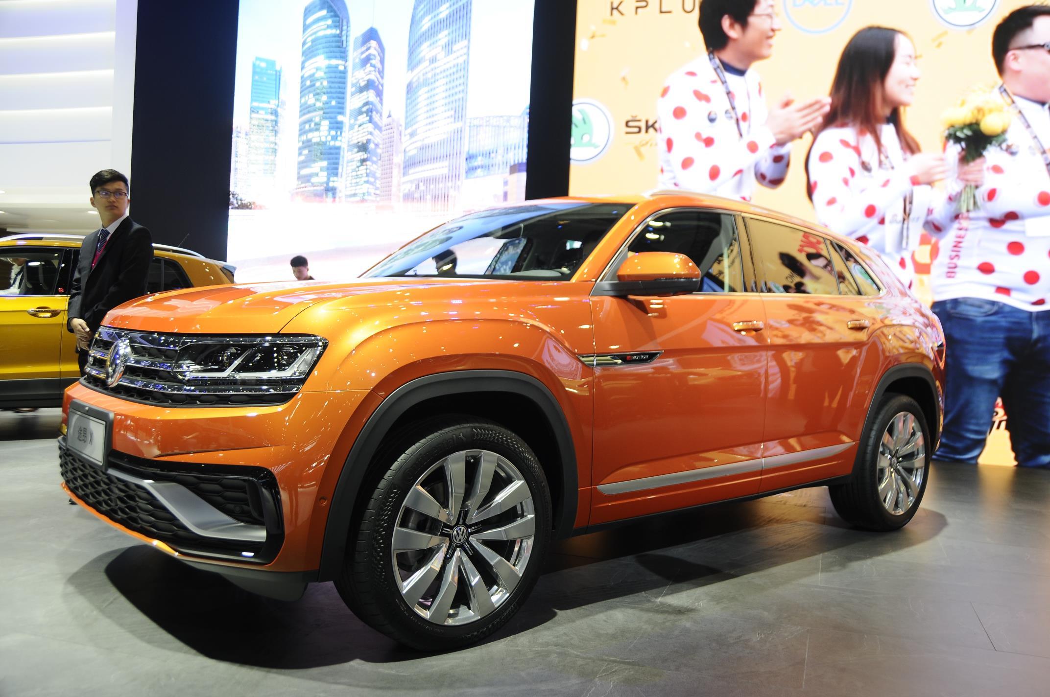 Volkswagen deve trazer SUV-cupê ao Brasil em 2020 para ...