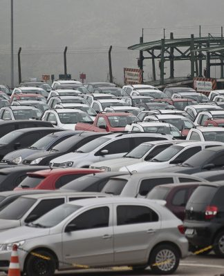 Setor automotivo apresentou melhora em agosto, mas atingiu agora números que, sem a pandermia, seriam alcançados em maio