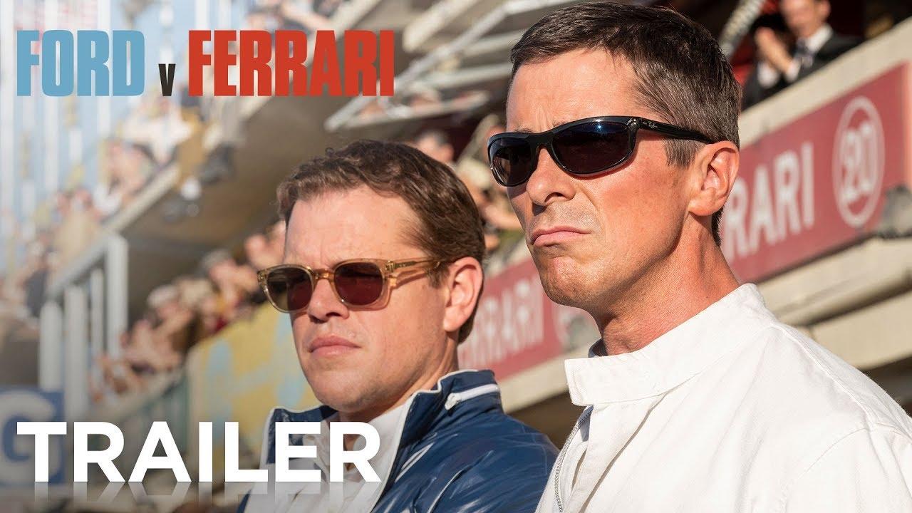 Filme Ford Vs Ferrari Tem 1º Trailer Divulgado Motor Show