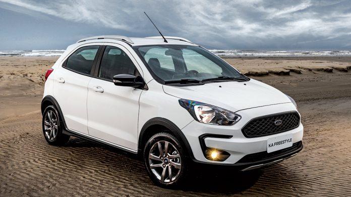 Ford antecipou a Black Friday e fez promoção no preço do Ford Ka 2021