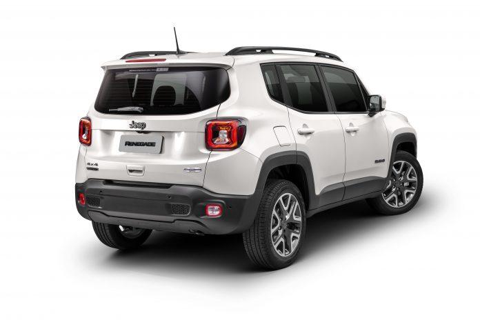 Nova Lanterna De Led 233 Destaque No Jeep Renegade 2020
