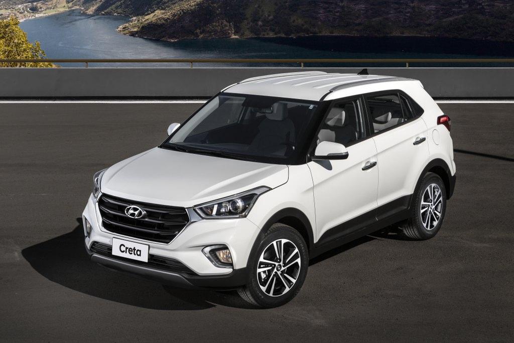 Hyundai Creta 2020 estreia com visual renovado - Motor Show