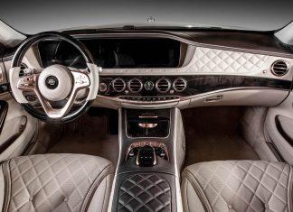 Mercedes-Maybach Aurum Edition