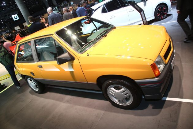 Vauxhall Nova 1982