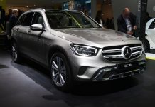 Mercedes-Benz GLE Plug-in Hybrid