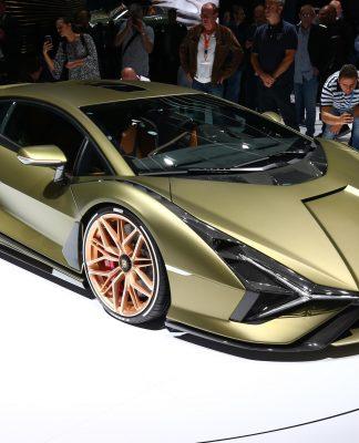 Lamborghini Sián