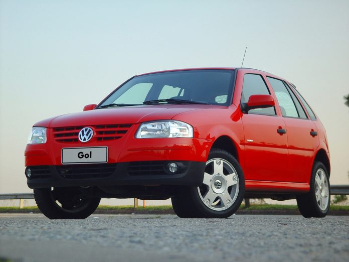 VW Gol, o campeão absoluto de vendas no mercado de seminovos e usados