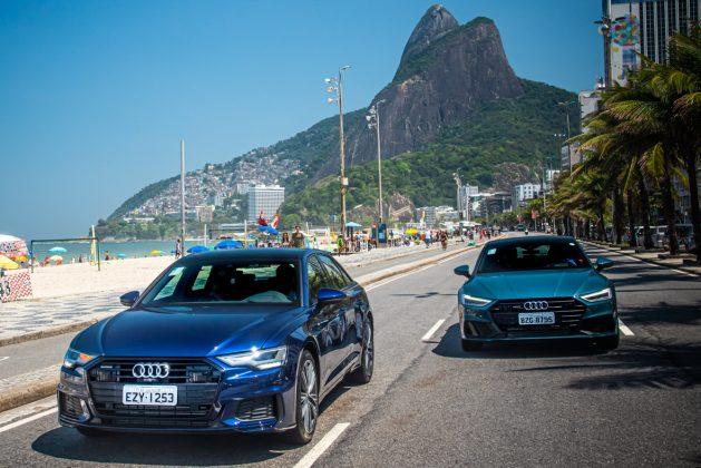Audi A6 e A7 Sportback