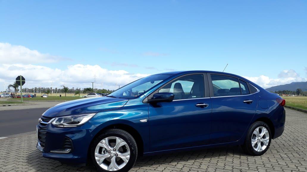 Chevrolet Onix Plus Premier