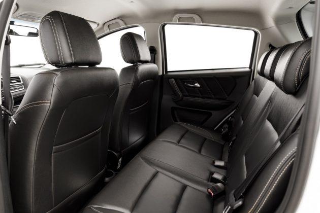 JAC iEV20 - interior
