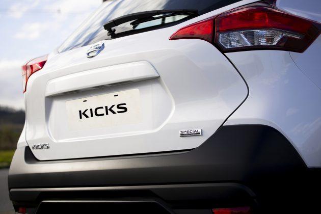 Nissan Kicks Special Edition