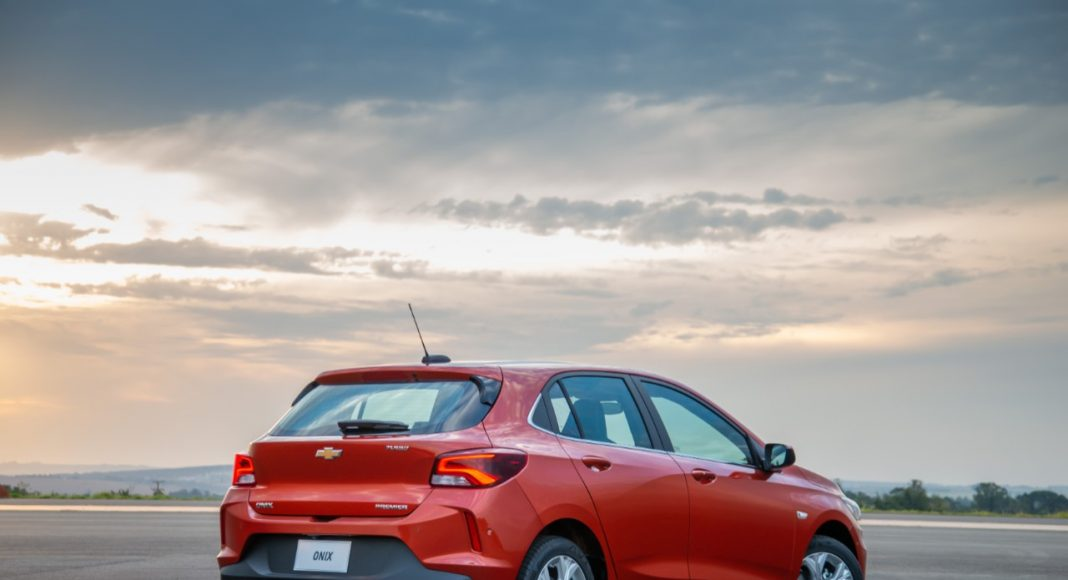 Chevrolet Onix Premier Gol