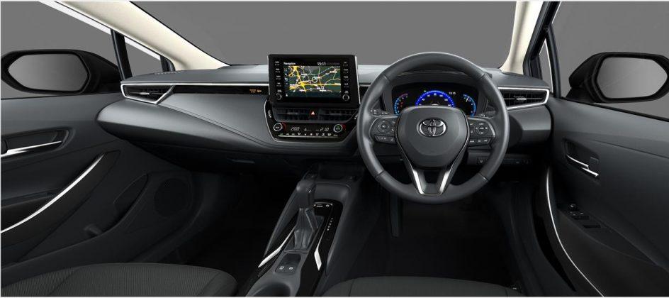Corolla Hybrid Design (Reino Unido)