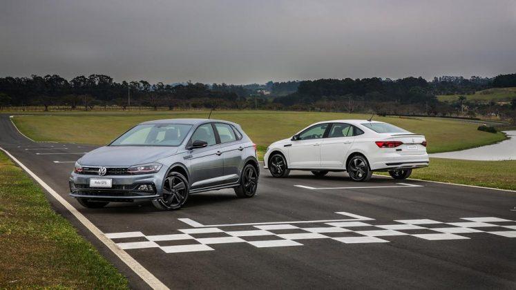 VW Polo e Virtus GTS
