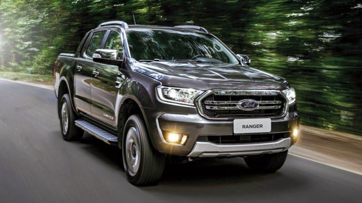 Avaliacao Ford Ranger 2020 Estreia Mudancas Pontuais E Muito
