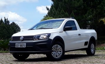 VW Saveiro Robust