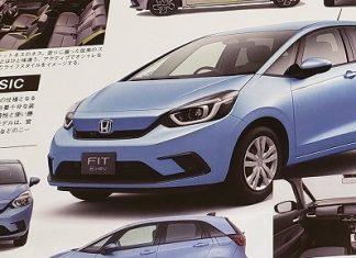 Novo Honda Fit