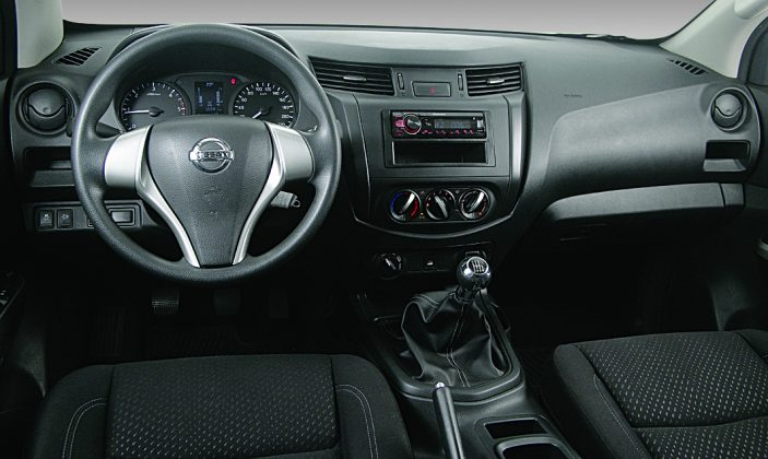 Nissan Frontier S
