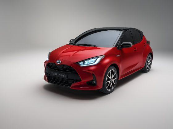 Toyota Yaris Europa