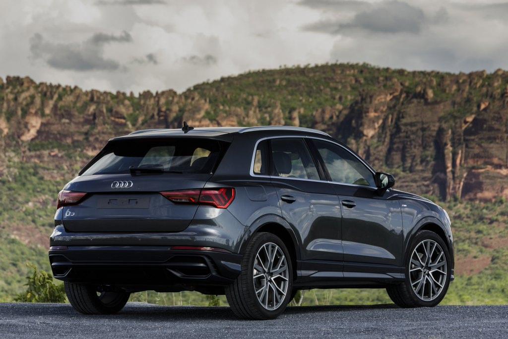 Novo Audi Q3 Versoes Precos E Equipamentos Motor Show