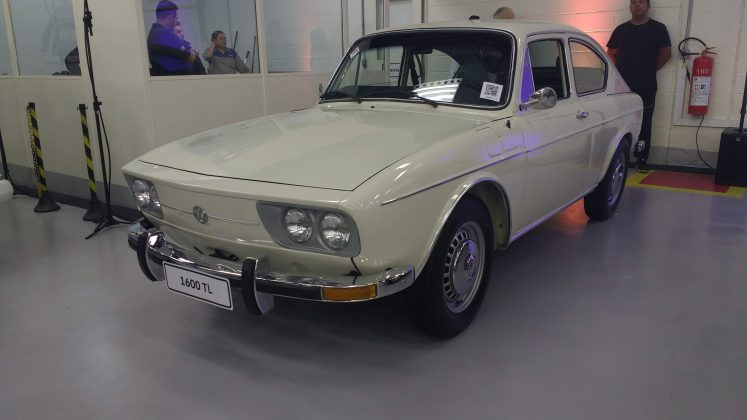VW 1600 TL