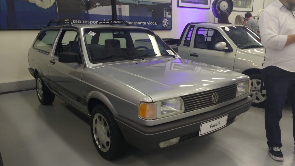 VW Parati GLS