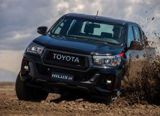 Toyota Hilux sofre maior valorição em 2019 no Brasil