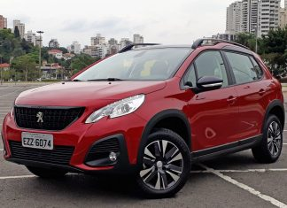 Peugeot 2008 THP AT