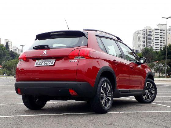 Peugeot 2008 THP AT