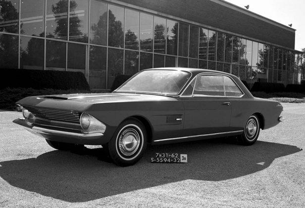 Ford Mustang Protótipo Allegro 1962