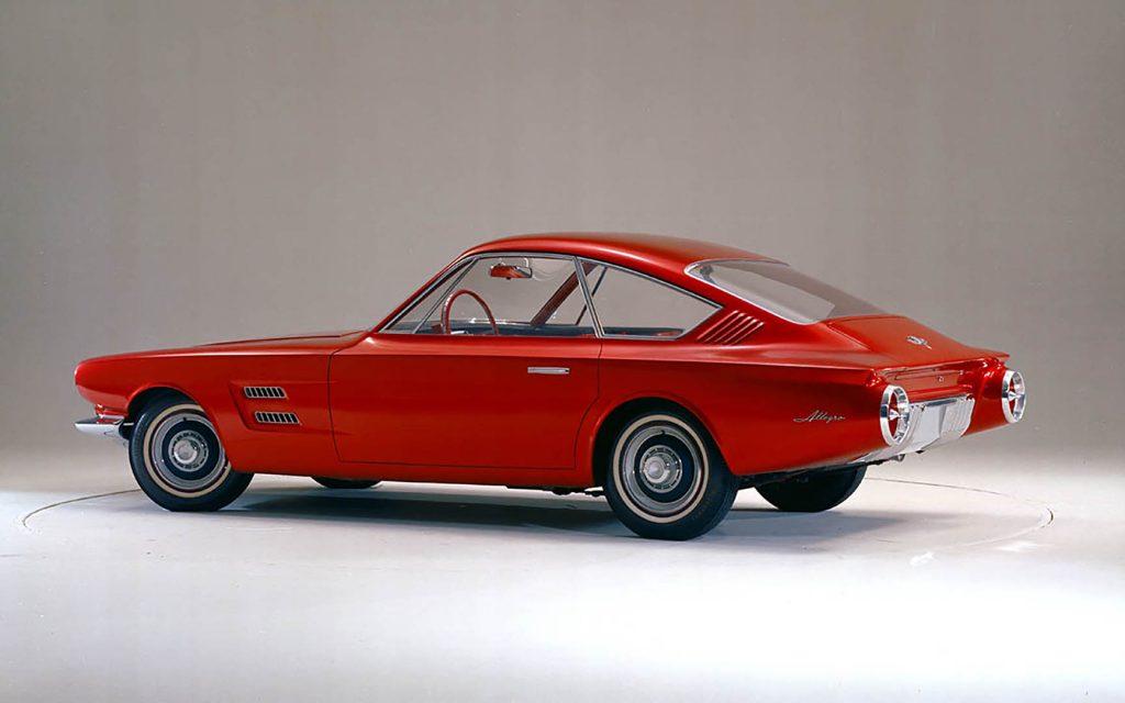Ford Mustang Conceito Avanti-Allegro 1963