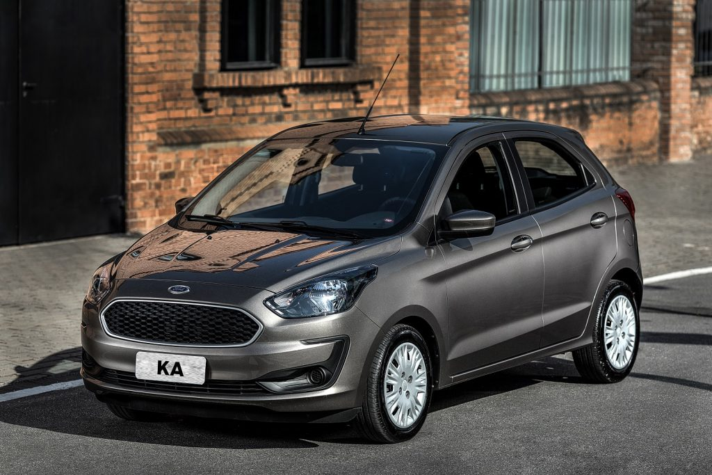 Ford Anuncia Ofertas De Fim De Ano Motor Show