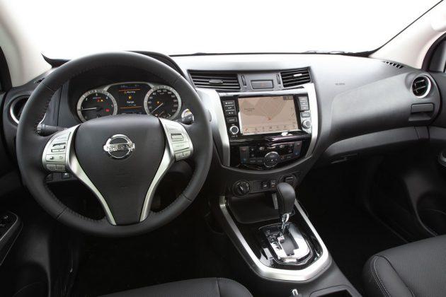 Nissan Frontier LE 2020
