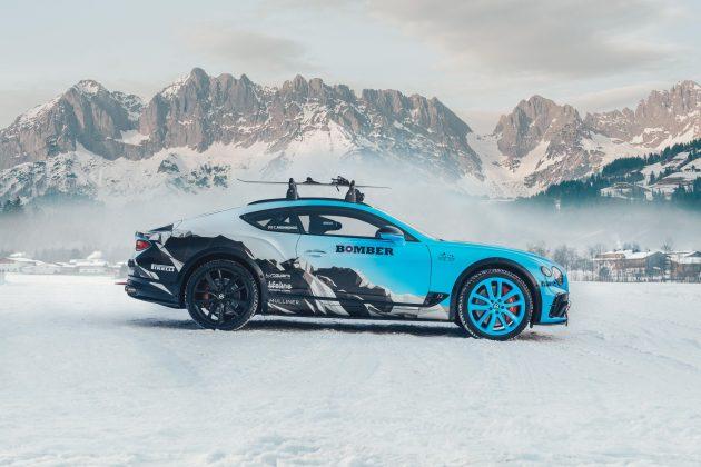 O final de semana na pista de gelo comporta diversas competições que desafiam os pilotos em várias categorias de veículos