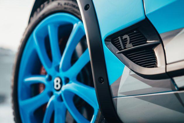 A Bentley tem a tradição de submeter seus modelos a testes extremos.