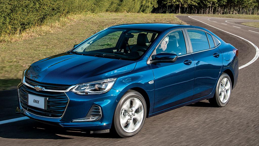 Chevrolet Onix Plus
