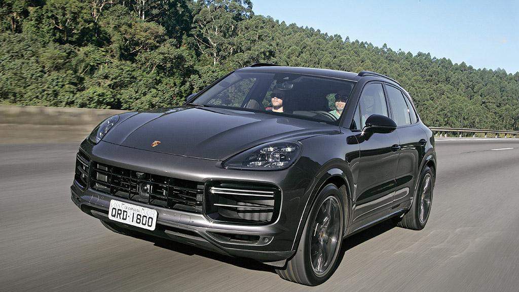 Avaliacao Porsche Cayenne Turbo E Quase Perfeito Para Um Suv Motor Show