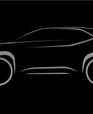 Novo SUV baseado na plataforma do Yaris