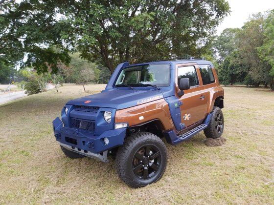O novo TX4 já está à venda por R$167.530