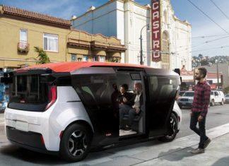 GM apresenta carro revolucionário
