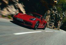 Porsche Cayman GTS 4.0.