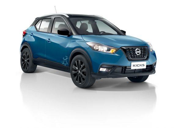 O novo Nissan Kicks 2020