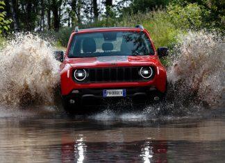 Jeep Renegade híbrido plug in