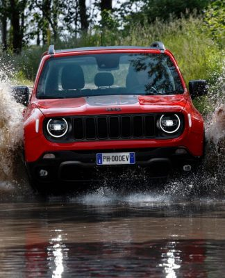 Jeep Renegade híbrido plug in