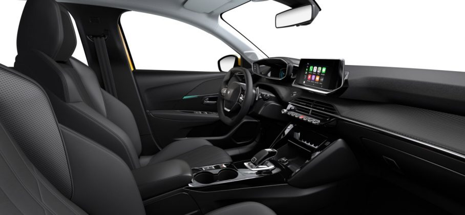 Novo Peugeot 208 Mercosul