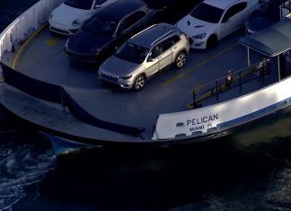 Mercedes despenca de balsa e mata duas mulheres na Flórida