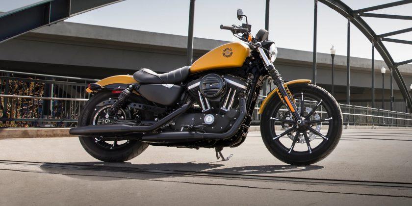 Velozes e Furiosos 9: Harley-Davidson Sportster Iron 2019