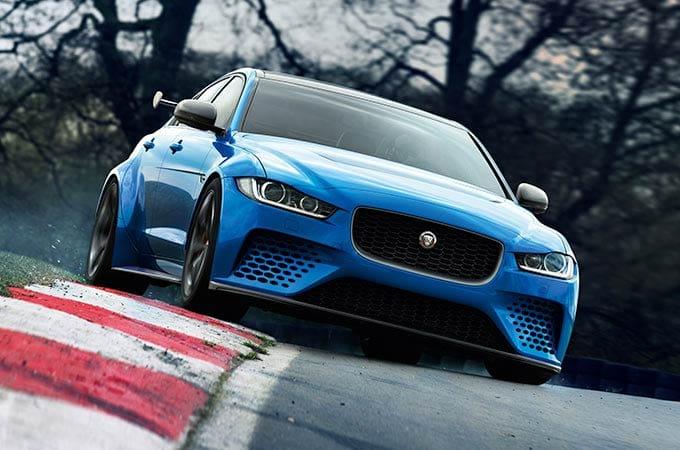 Velozes e Furiosos 9: Jaguar XE SV Project 8 2019