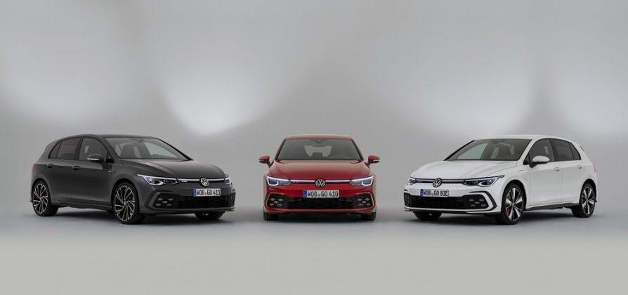 Com Salão de Genebra cancelado, Volskwagen antecipou apresentação do novo Golf