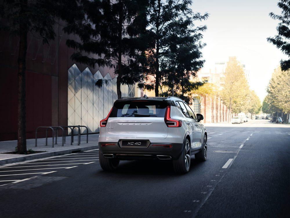Novo Volvo XC40 T5 R-Design Plug-in Hybrid